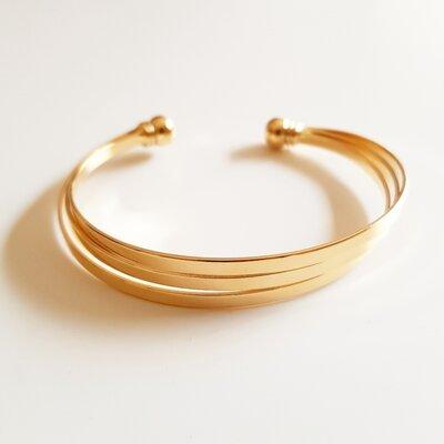 Bracelete Fileiras