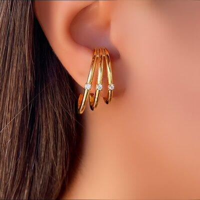 Brinco Ear Hook Tiffy