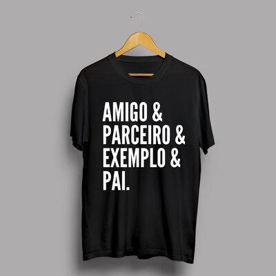 Camiseta Pai exemplo
