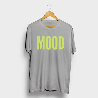 Camiseta Cinza Mood
