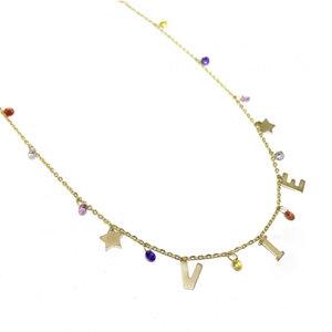 Colar Personalizado Star Colors
