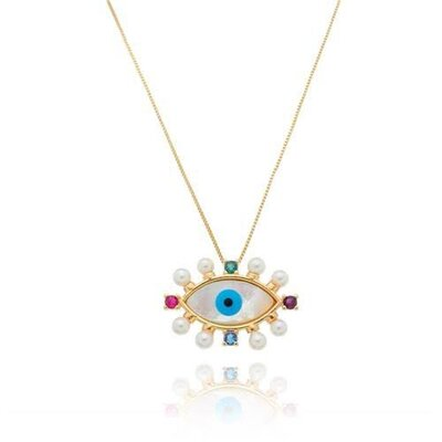 Colar Eye Colors