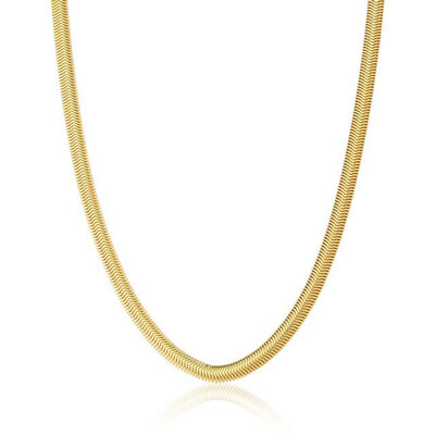 Colar Snake Gold