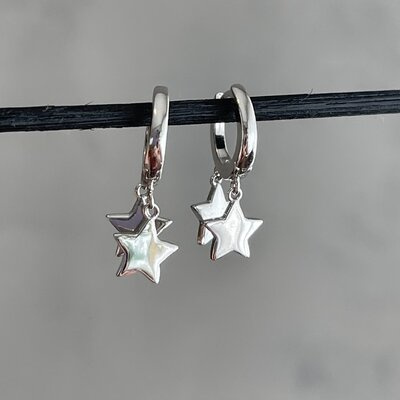 Argola Star Dupla