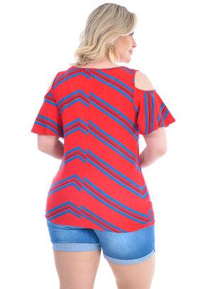 Blusa Plus Size Mira