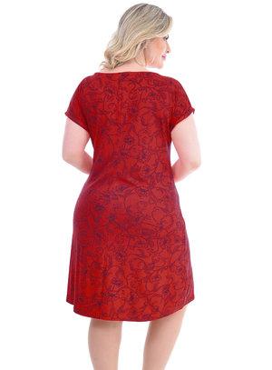 Vestido Plus Size Melinda