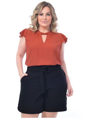 Blusa Plus Size Giovana