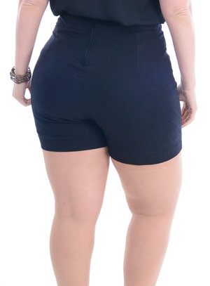 Shorts Plus Size Belo