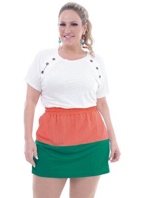 Blusa Plus Size Confortável