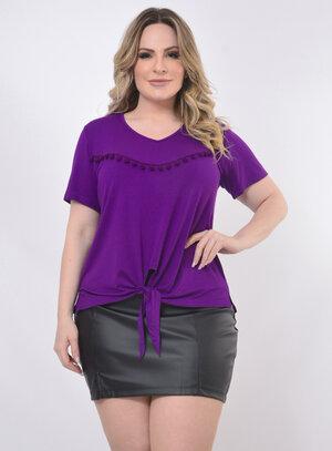 Blusa Plus Size Detalhes