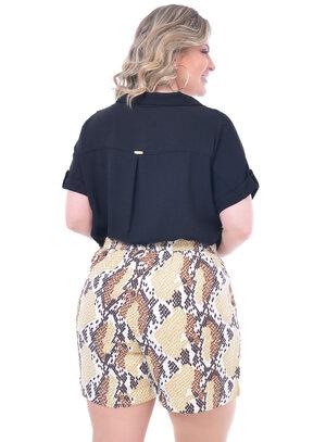 Camisa Plus Size Julie