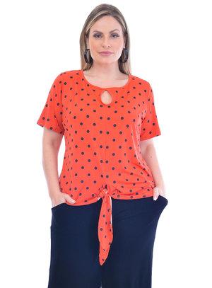 Blusa Plus Size Xangai