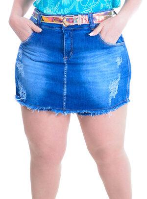 Shorts Saia Plus Size Curitiba