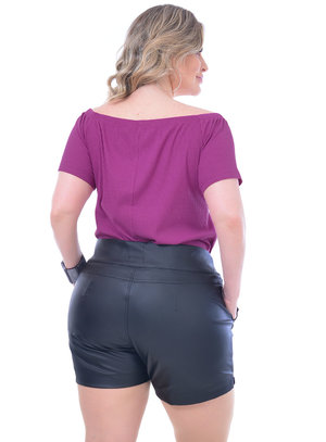 Blusa Plus Size Karine