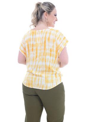 Camisa Plus Size Tiana