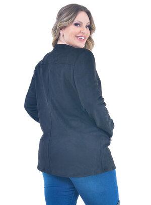 Jaqueta Plus Size Médica