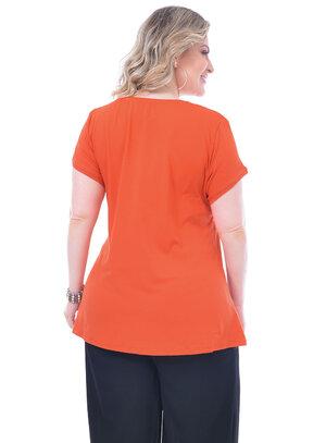 T-Shirt Plus Size Edite