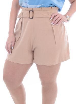 Shorts Plus Size Hedonista