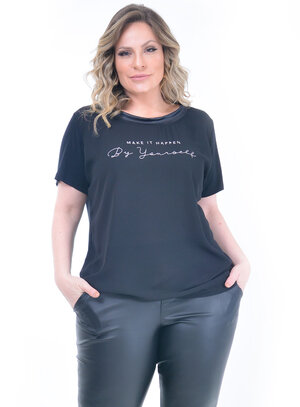 T-Shirt Plus Size Jaque