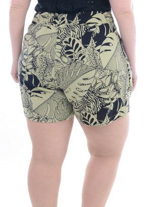 Shorts Plus Size Imagine