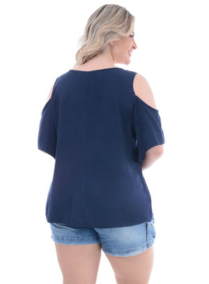 Blusa Plus Size Maluma