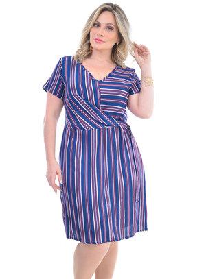 Vestido Plus Size Marília