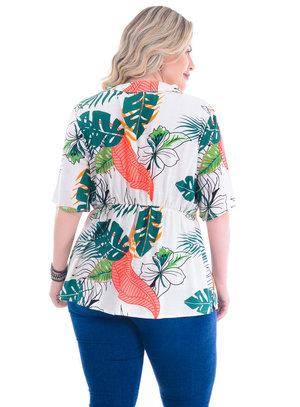 Blusa Plus Size Taísa