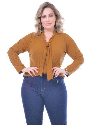 Blusa Plus Size Paciência