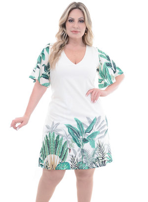 Vestido Belle Belle Godê Plus Size Best Size Loja Virtual De Moda Plus Size