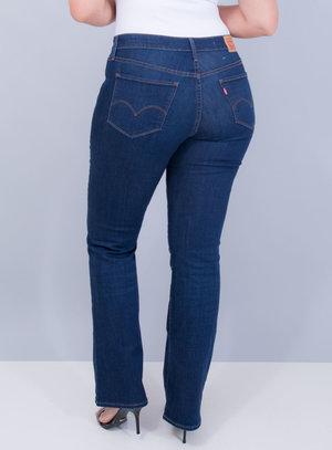 Calça Levi's Jeans Feminina 315 Shaping Bootcut Média