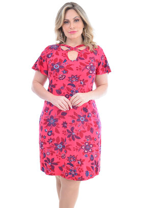 Vestido Plus Size Marlene