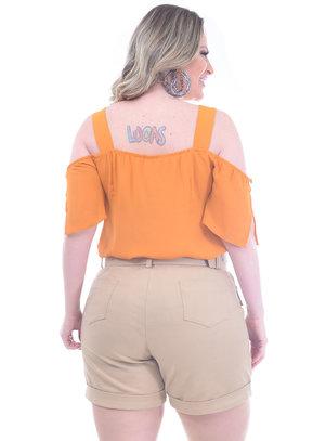 Blusa Plus Size Poderosa