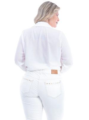 Camisa Plus Size Resistente