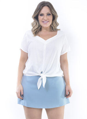 Blusa Plus Size Análise