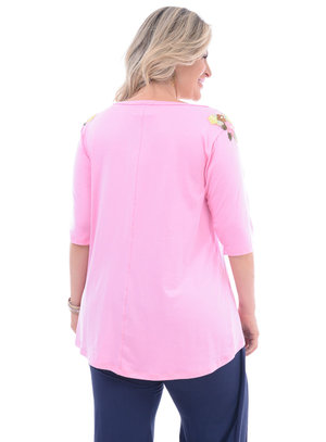 Blusa Plus Size Cacau