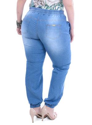 Calça Jeans Plus Size Jacarandá
