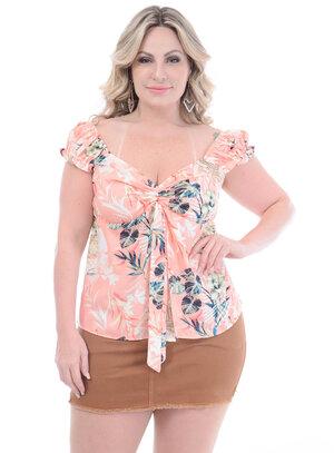 Blusa Plus Size Mary