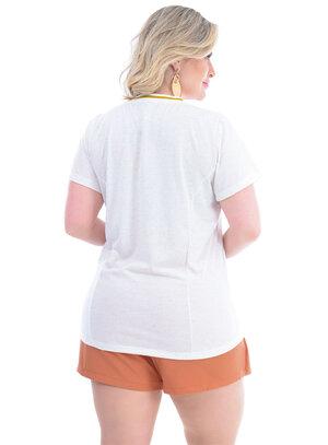 T-Shirt Plus Size Gilda