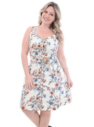 Vestido Plus Size Eloísa