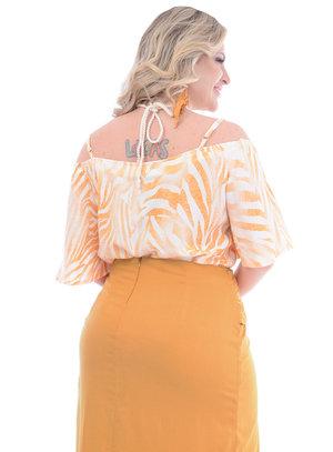 Blusa Plus Size Íris