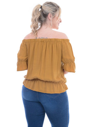 Blusa Plus Size Celina