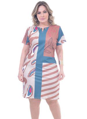 Vestido Plus Size Taipei