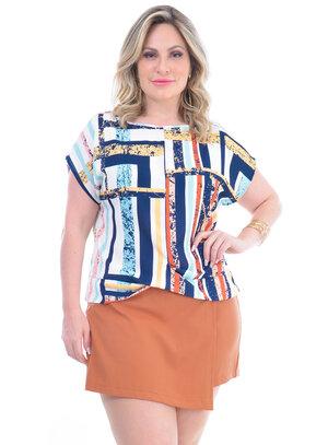 Blusa Plus Size Gabriela