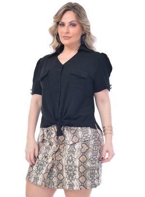 Camisa Plus Size Nova York