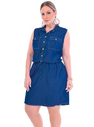 Vestido Plus Size Cloé