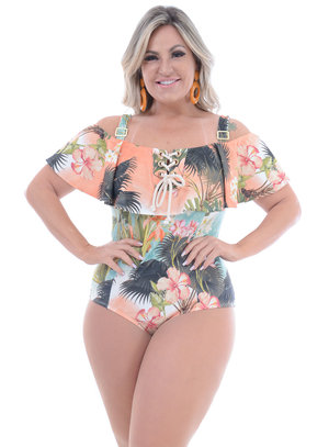 Body Plus Size Esperança