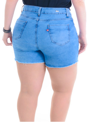 Shorts Plus Size Bari