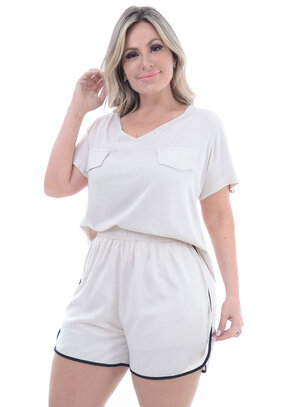 Blusa Plus Size Euforia