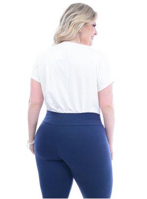 Blusa Plus Size Gana
