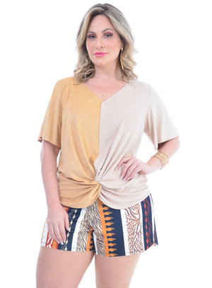 Blusa Plus Size Giselda